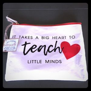 Handbags - Teacher pouch